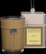 Votivo Champaca Candle